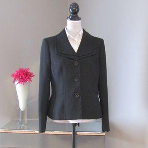Jones Studio Layered Collar Black Blaze Size 10